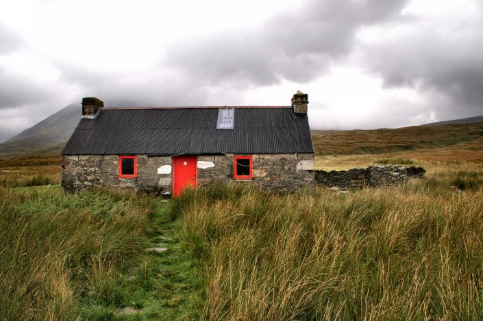 Bothy to Bothy hiking in Scotland