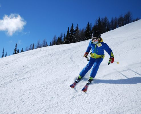 Skiing Tips and videos for beginners