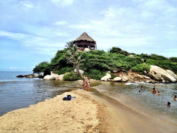 Tayrona Beach - Tayrona National Park, Colombia