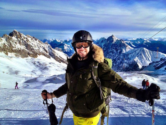 Skiing in Germany - Adventure Bagging