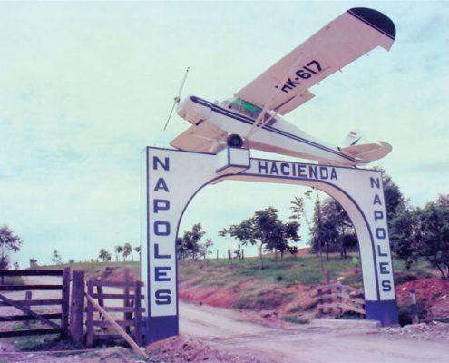 Pablo Escobar and Hacienda Napoles - Medellin, Colombia