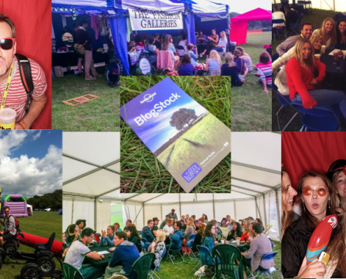 Recap Of Blockstock 2014, a blogger festival held by Traverse Events