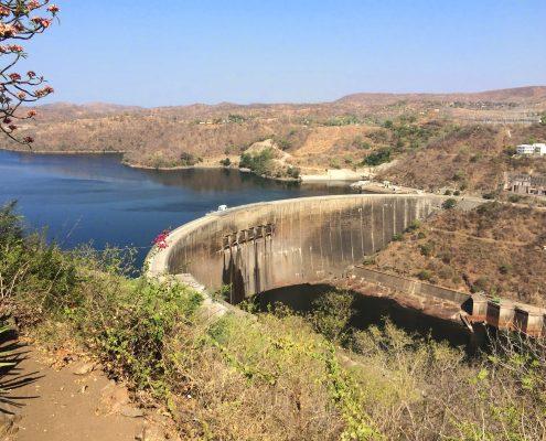 Lake Kariba dam, Zimbabwe