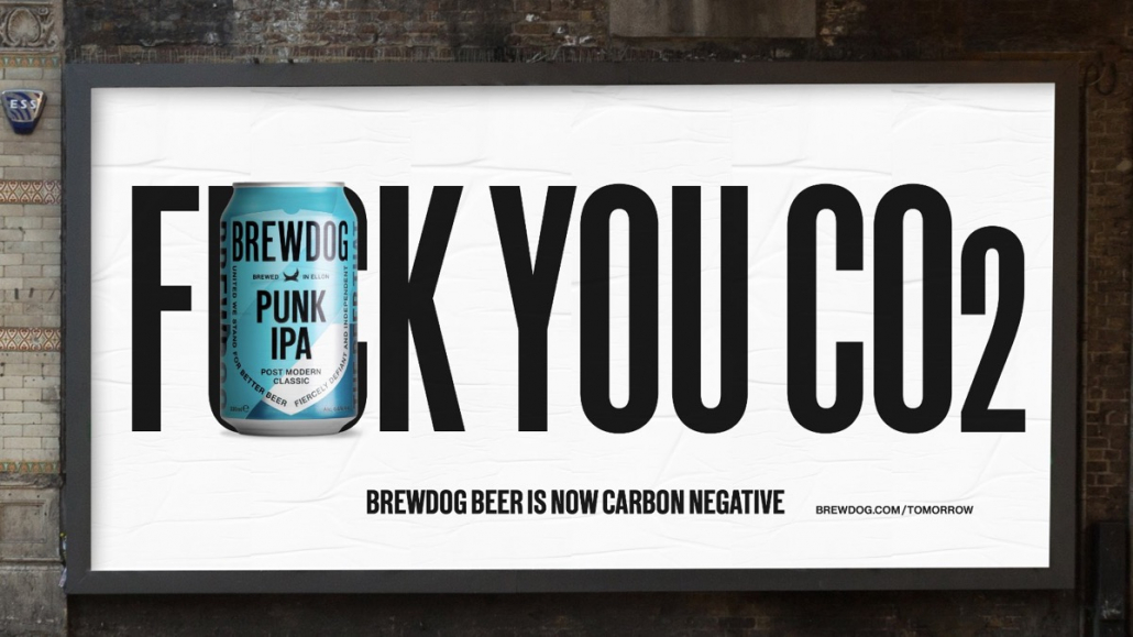 Brewdog are carbon negative