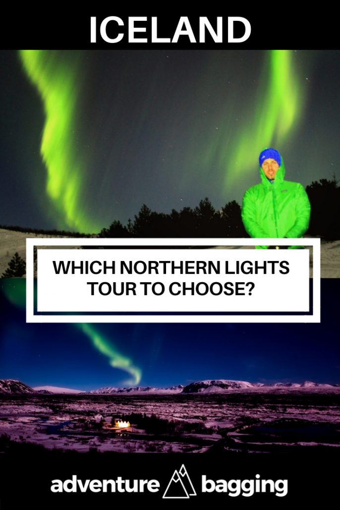 Viewing the Northern Lights in Iceland - Which tour to choose?