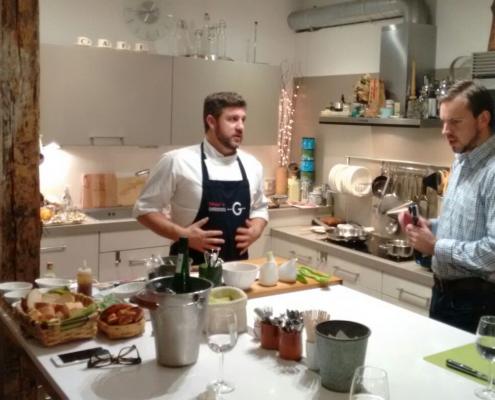 Basque Country, pintxos cooking class