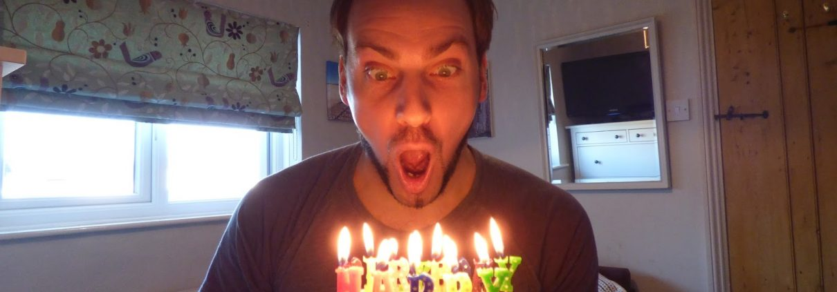 Simon Heyes celebrates his 10th blog birthday