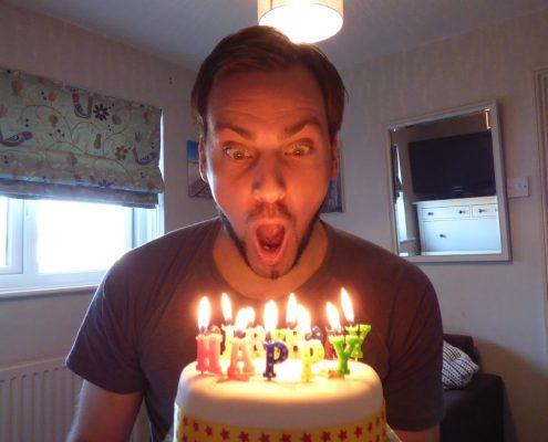 Simon Heyes celebrates his 10th blog birthday
