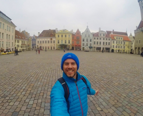 48 Hours In Tallinn - Simon Heyes