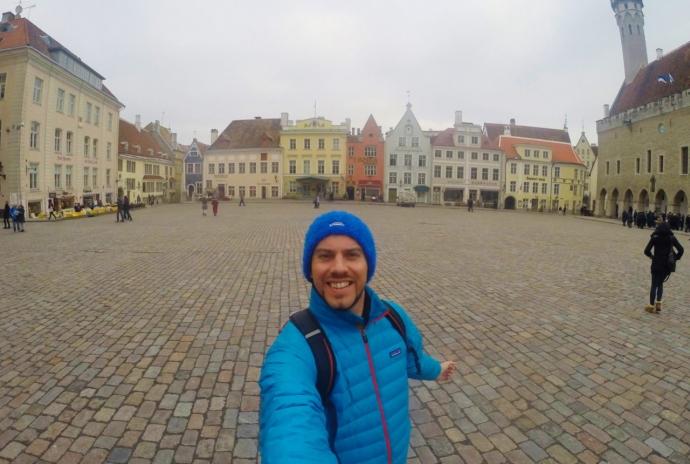 48 Hours In Tallinn - Simon Heyes