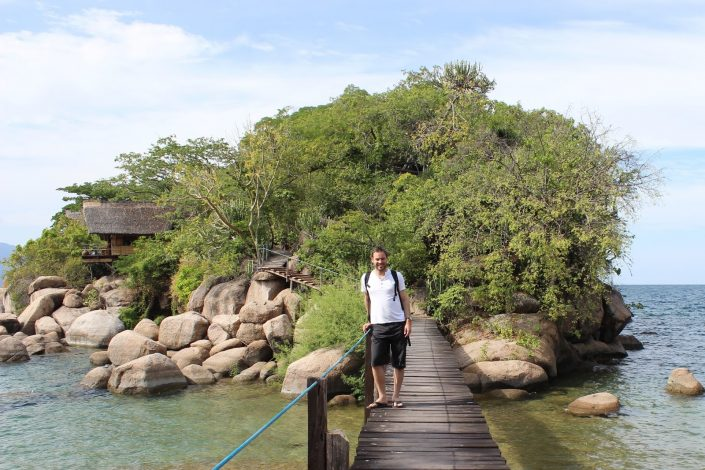 Mumbo Island, Lake Malawi, Africa