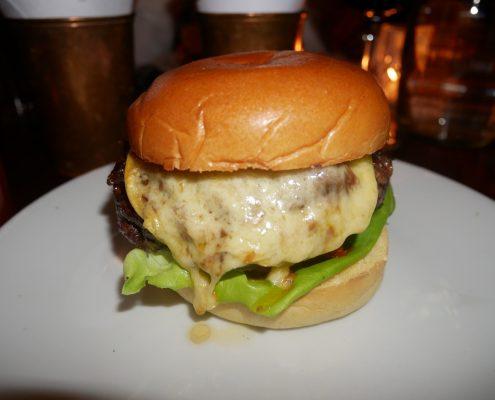Hawksmoor kimchi Burger - London