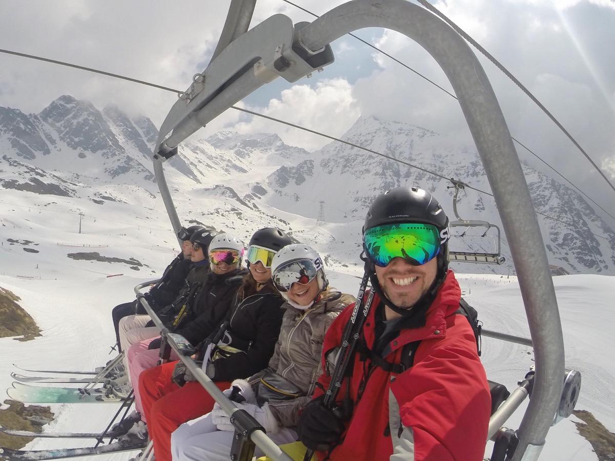 800d90a14af Sungod Revolts Ski Goggles Review - Adventure Bagging