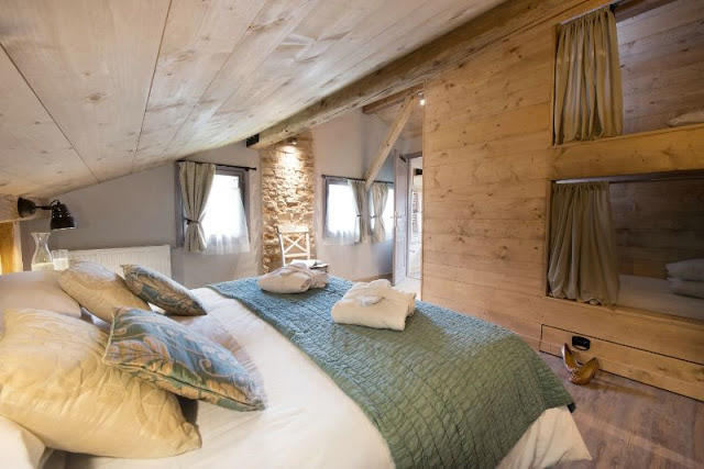 Riverwood Lodge - bedroom - Alicats, Morzine