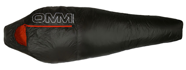 OMM Mountain Raid Sleeping Bag