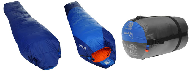 Karrimor Superlight 2 Sleeping Bag