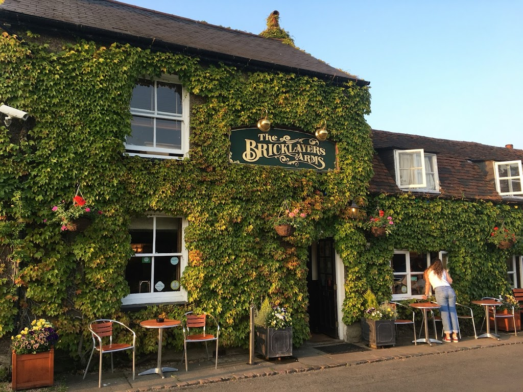 Bricklayers Arms, Flaunden - Pub Review