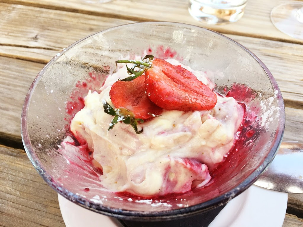 Eton mess - Bricklayers Arms, Flaunden