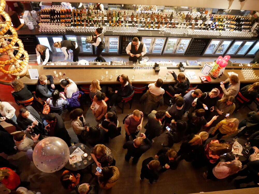 Ham Yard Hotel - Shortlist / AMEX Event London