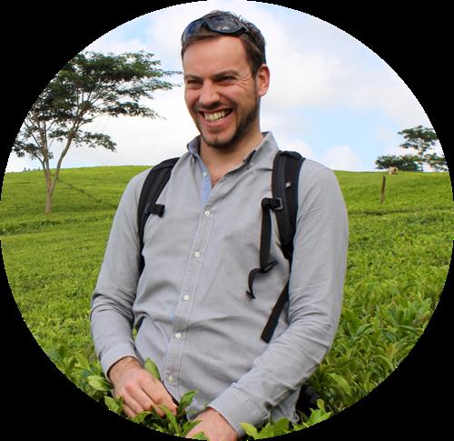 Simon Heyes in Malawi