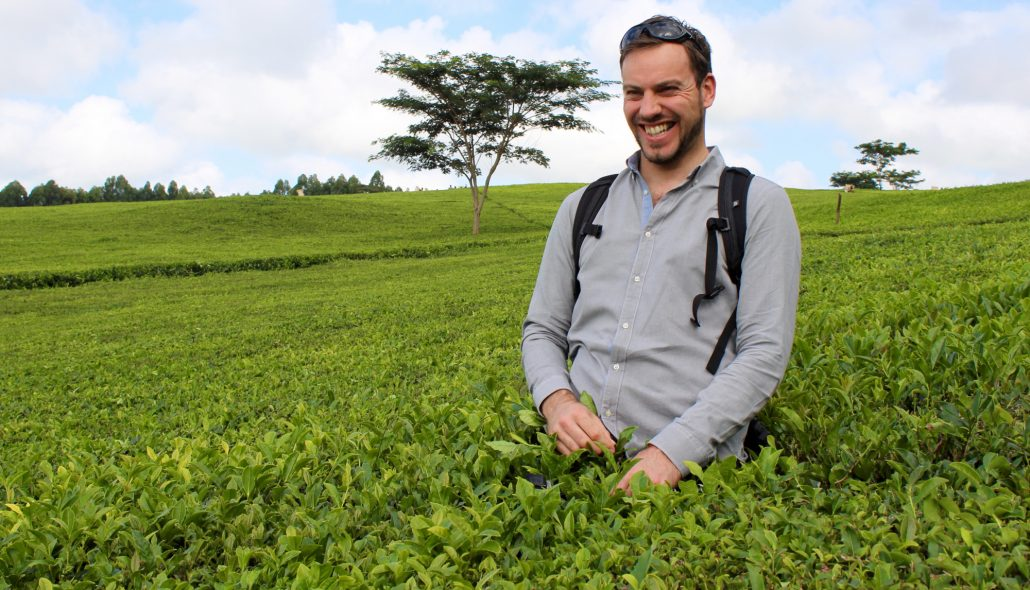 Simon Heyes - Satemwa Tea Estate, Malawi