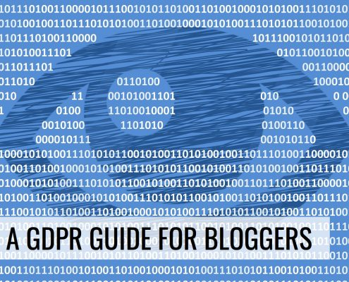 A GDPR Guide For Bloggers - Adventure Bagging