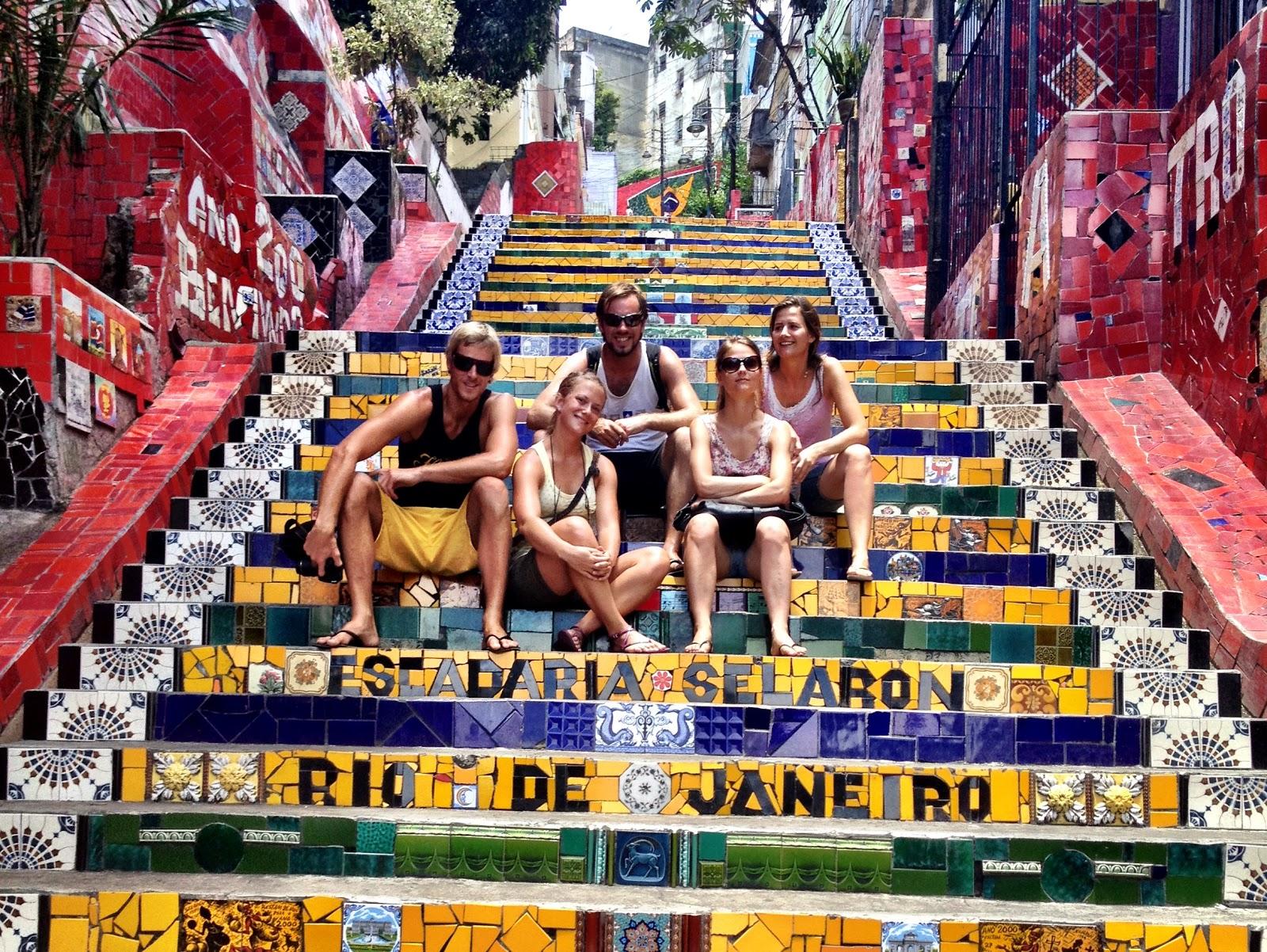 lapa-steps-rio-de-janeiro-brazil - Adventure Bagging