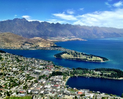 Stunning Queenstown, New Zealand