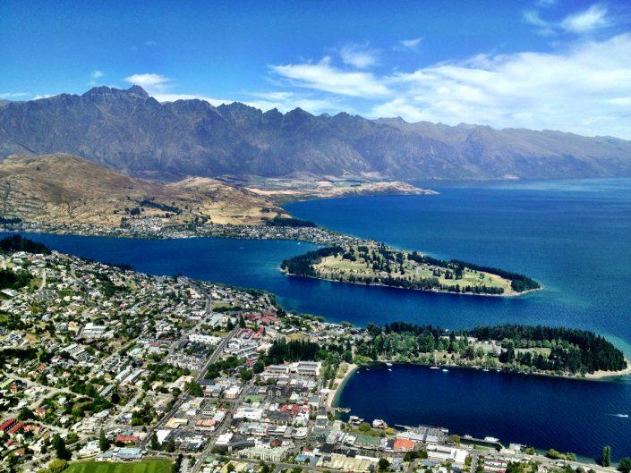 Stunning Queenstown, New Zealand