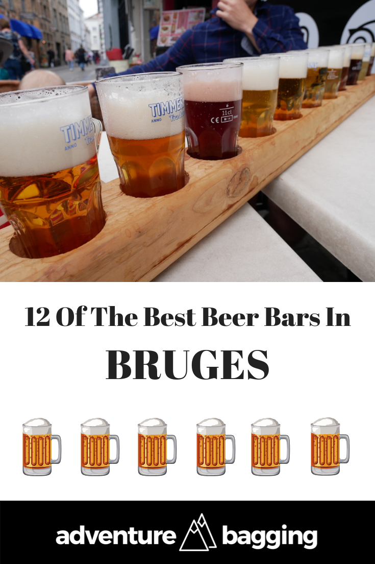 Best Beer Bars In Bruges, Belgium - Pinterest