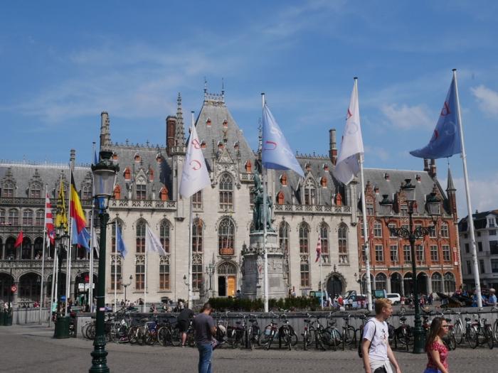 Bruges Provincial Court Building