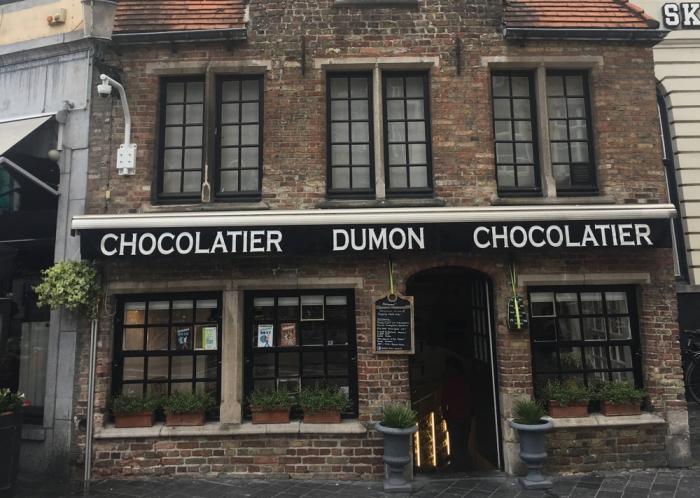 Dumon Chocolatier, Bruges