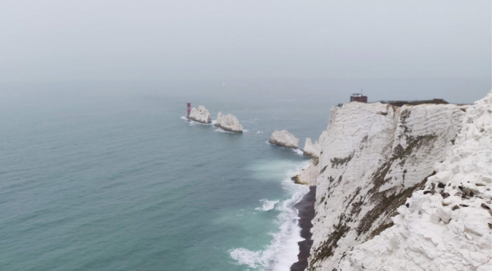 The Needles view point - Isle Of Wight
