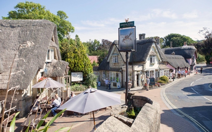 Shanklin Old Town pubs - Isle Of Wight