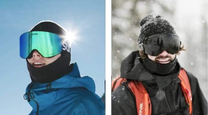 SunGod goggles for me - the new Vanguards