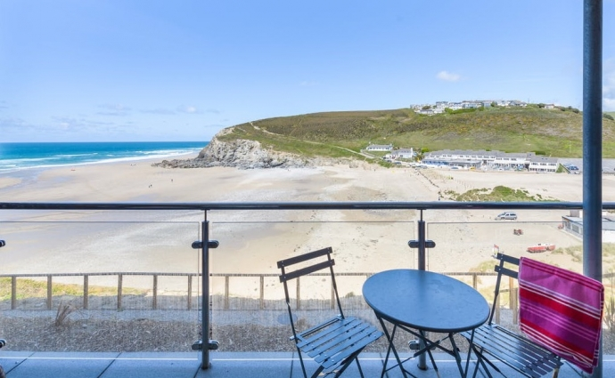 The Beach apartments - Porthtowan, Cornwall