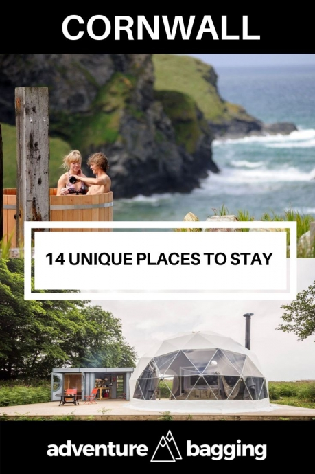 Unique Places To Stay In Cornwall - Adventure Bagging