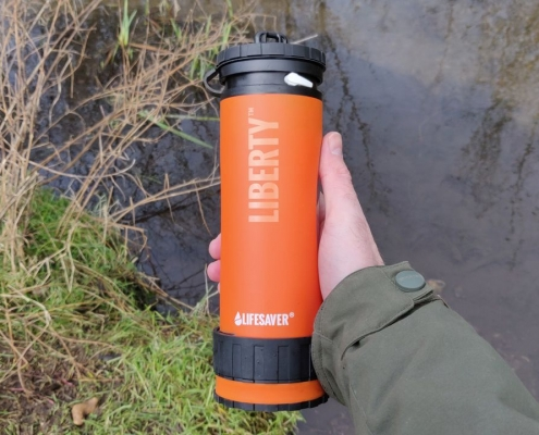 LifeSaver Liberty Bottle Review - Adventure Bagging