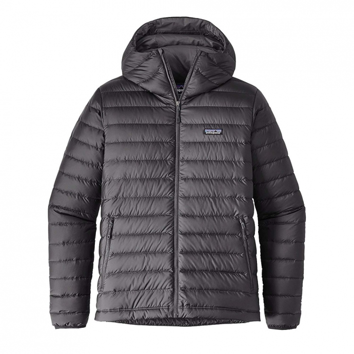 Patagonia Mens Black Down Jacket