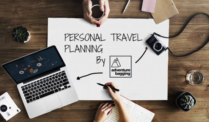Personal Travel Planning UK - Adventure Bagging
