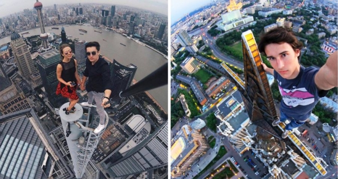 Extreme selfies for social media are causing unnecessary deaths
