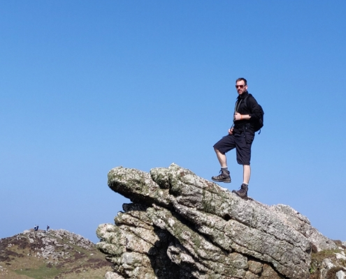 Simon Heyes - UK Hiking Blogger
