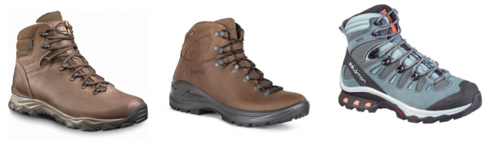 Best Womens Walking Boots - Lake District