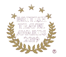 British Travel Awards 2019 - Blogger Nominee