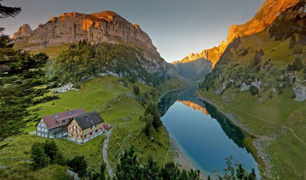 Berggasthaus Bollenwees Swiss Alps - Alpstein