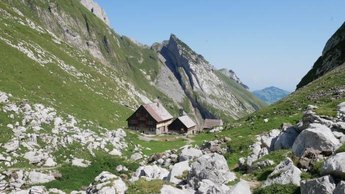 Berggasthaus Mesmer - Swiss Alps - Appenzell