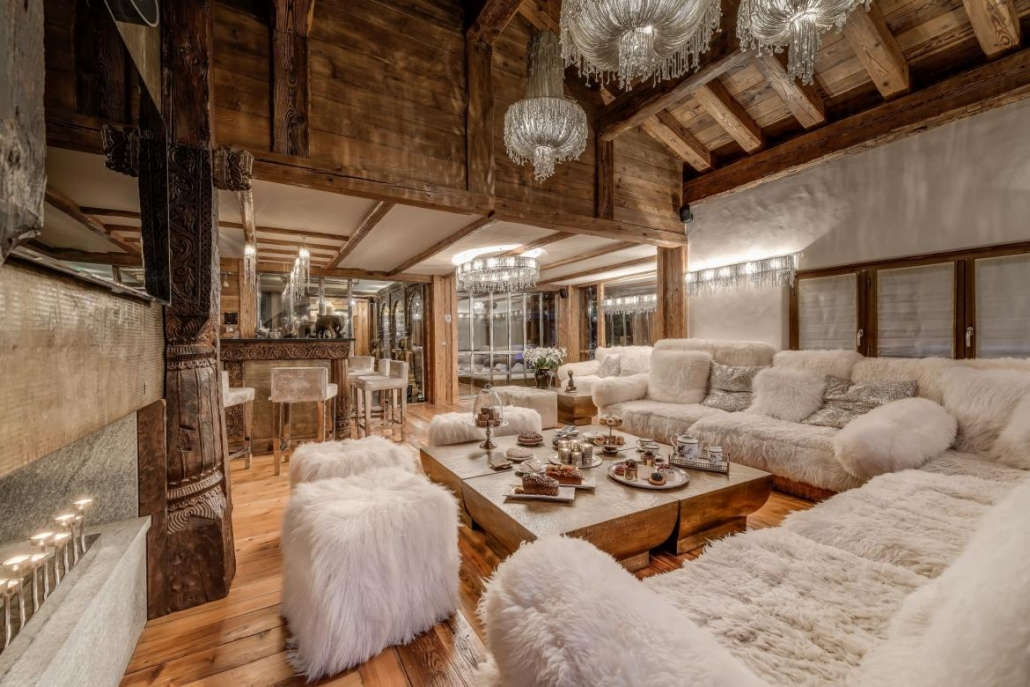 Chalet Marco Polo - Lounge