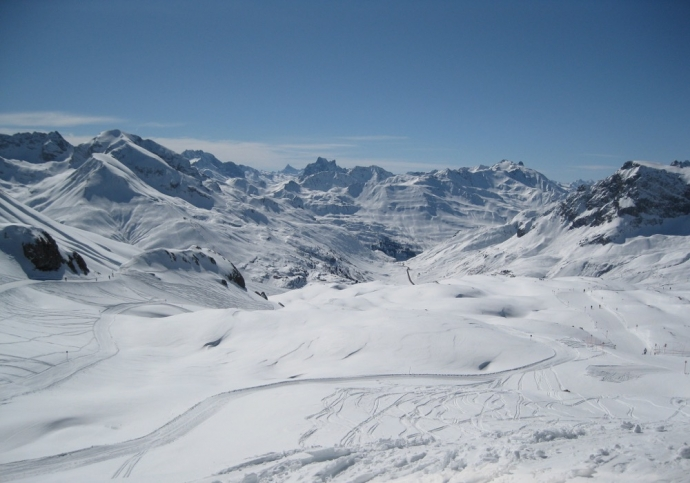 Lech, St. Anton - Arlberg Ski Area
