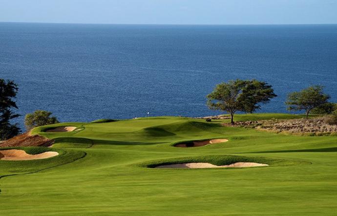 Manele Golf Course, Lanai - Hawaii