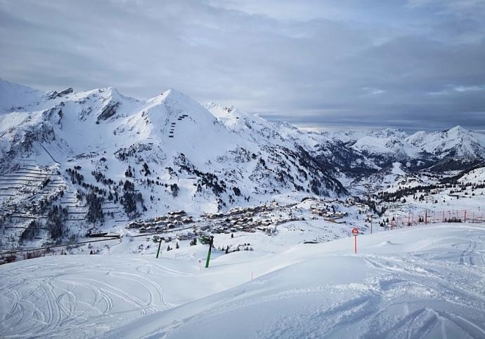 Obertauern - Snow Sure Skiing, Austria